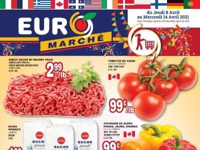 Euro Marché Flyer Thumbnail