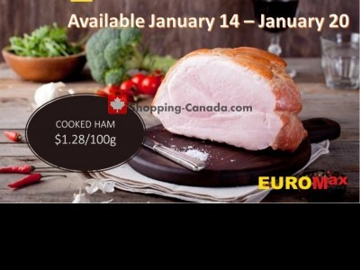 EuroMax Foods Flyer Thumbnail
