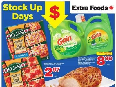 Extra Foods Flyer Thumbnail