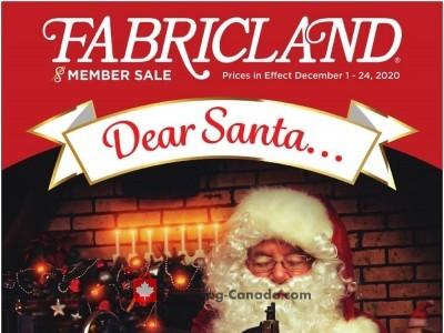 Fabricland Flyer Thumbnail
