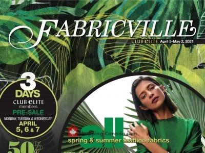 Fabricville Flyer Thumbnail