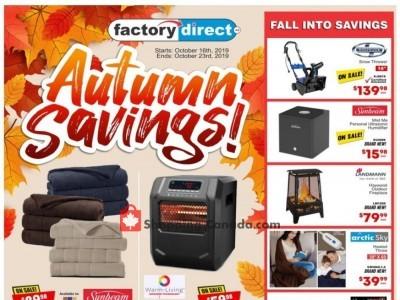 Factorydirect.ca Flyer Thumbnail