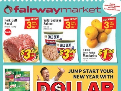 Fairway Market Outdated Flyer Thumbnail