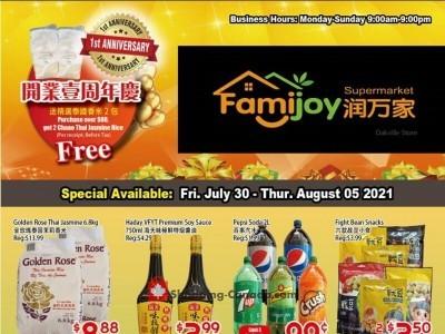 Famijoy Flyer Thumbnail