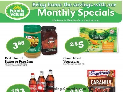 Family Foods Flyer Thumbnail