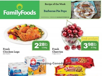 Family Foods Outdated Flyer Thumbnail