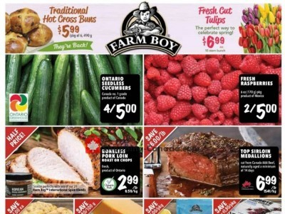 Farm Boy Outdated Flyer Thumbnail