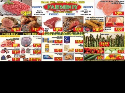 Farmboy Peterborough Flyer Thumbnail
