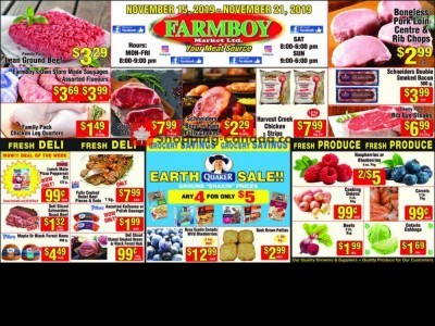 Farmboy Peterborough Outdated Flyer Thumbnail
