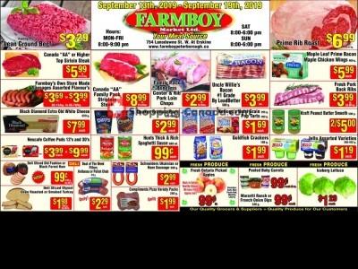 Farmboy Peterborough Flyer Thumbnail