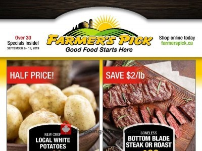 Farmers Pick Outdated Flyer Thumbnail