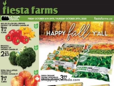 Fiesta Farms Flyer Thumbnail