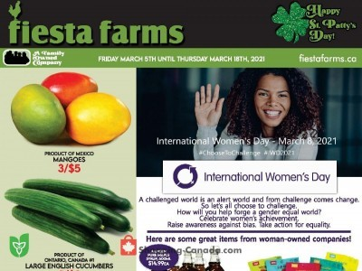 Fiesta Farms Outdated Flyer Thumbnail