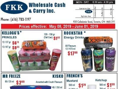 FKK Wholesale Cash & Carry Outdated Flyer Thumbnail