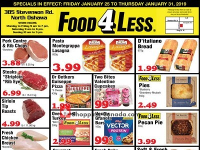 Food 4 Less Outdated Flyer Thumbnail
