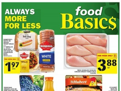 Food Basics Flyer Thumbnail
