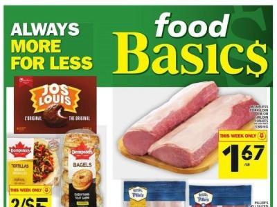 Food Basics Flyer Thumbnail