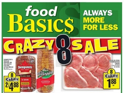Food Basics Outdated Flyer Thumbnail