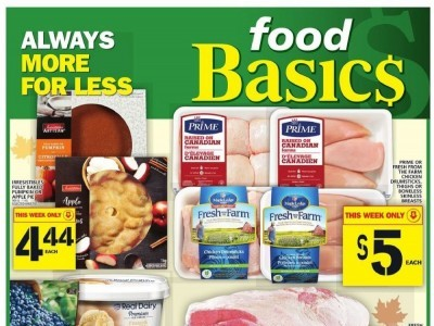 Food Basics Flyers Weekly Ads In Canada Shopping Canada