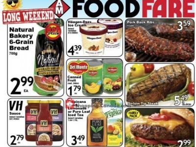 Food fare Flyer Thumbnail