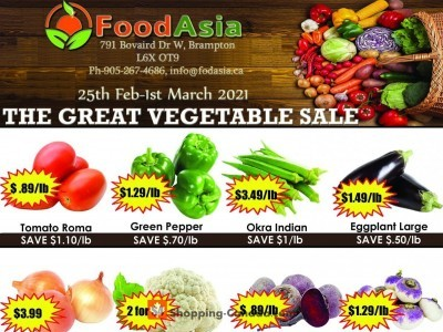 FoodAsia Outdated Flyer Thumbnail