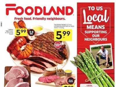 Foodland Flyer Thumbnail
