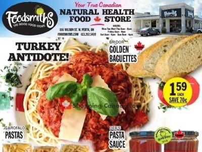 Foodsmiths Flyer Thumbnail