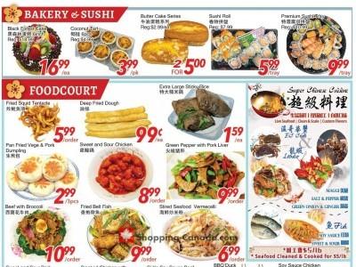 Foody World Flyer Thumbnail