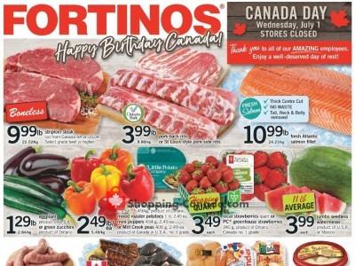 Fortinos Flyer Thumbnail
