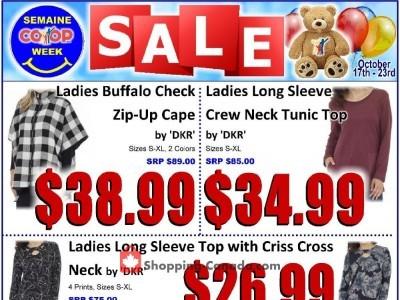 Fredericton Co-op Flyer Thumbnail