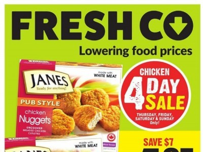 Fresh Co  stores in Canada - Locations & Hours | Shopping Canada