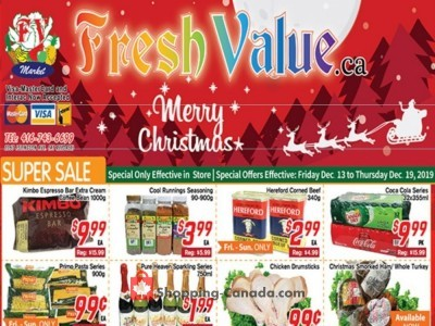Fresh Value Flyer Thumbnail