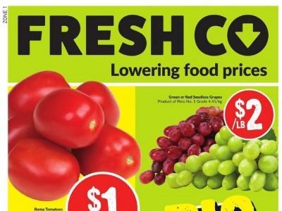 FreshCo Flyer Thumbnail