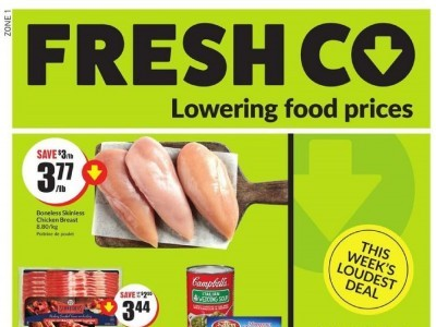 FreshCo Outdated Flyer Thumbnail