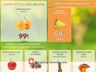 Fruiterie 440 Flyer Thumbnail