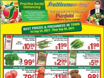 Fruiticana Flyer Thumbnail