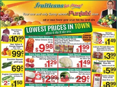 Fruiticana Outdated Flyer Thumbnail