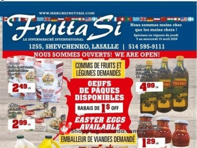 Frutta Si Outdated Flyer Thumbnail