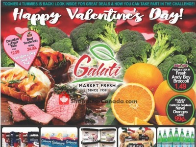 Galati Market Fresh Outdated Flyer Thumbnail