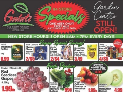 Galati Market Fresh Flyer Thumbnail