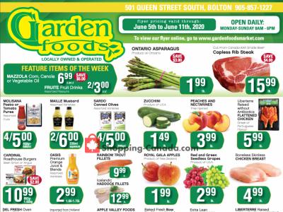 Garden Foods Flyer Thumbnail