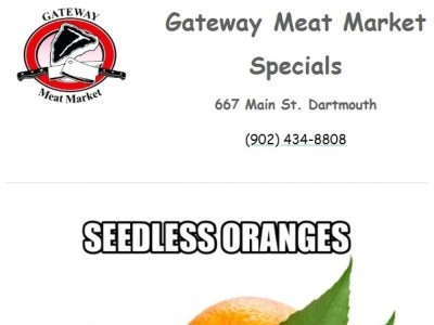 Gateway Meat Market Outdated Flyer Thumbnail