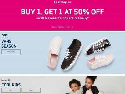 Globo Shoes Flyer Thumbnail