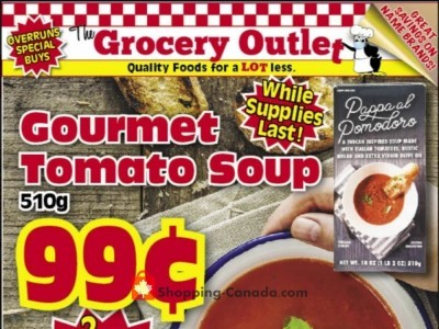 Grocery Outlet Flyer Thumbnail