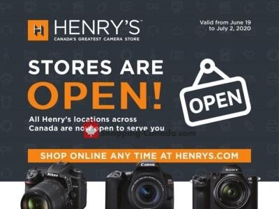 Henry's Flyer Thumbnail
