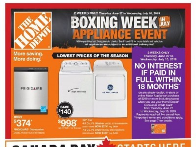 Home Depot Flyers, Weekly ads in Canada | Shopping Canada
