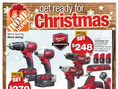 Home Depot Flyer Thumbnail