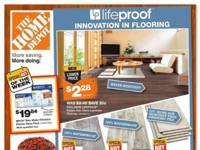 Home Depot Outdated Flyer Thumbnail