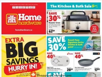 Home Hardware Flyer Thumbnail