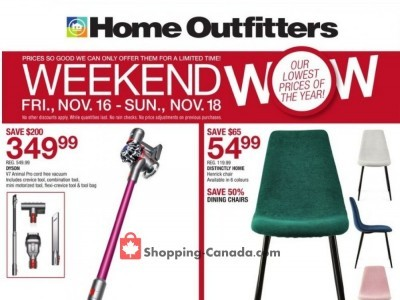 Home Outfitters Outdated Flyer Thumbnail